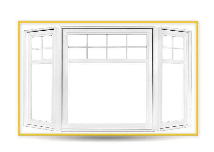 Fenêtres en baie - Construction structurelle